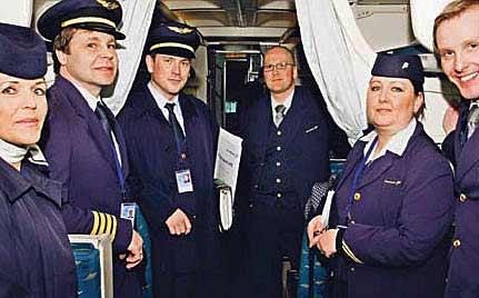 Personel Icelandair (fot. Icelandair)