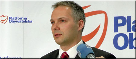 Poseł PO Jacek Żalek (fot. wpolityce.pl)