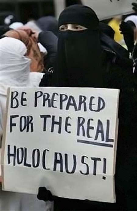 Bądźcie przygotowani na prawdziwy holocaust (fot. Fillmore Gazette)