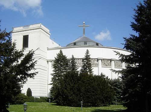 Sejm to, czy kościół (ilustr. Nacho; wykorzyst. zdj. z wikipedii - aut. Kpalion)