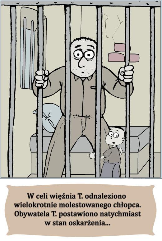 Więzień T. (aut. Tomek Nacho)